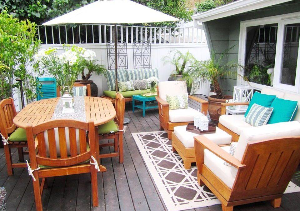 Picking the Best Porch Deck Furniture