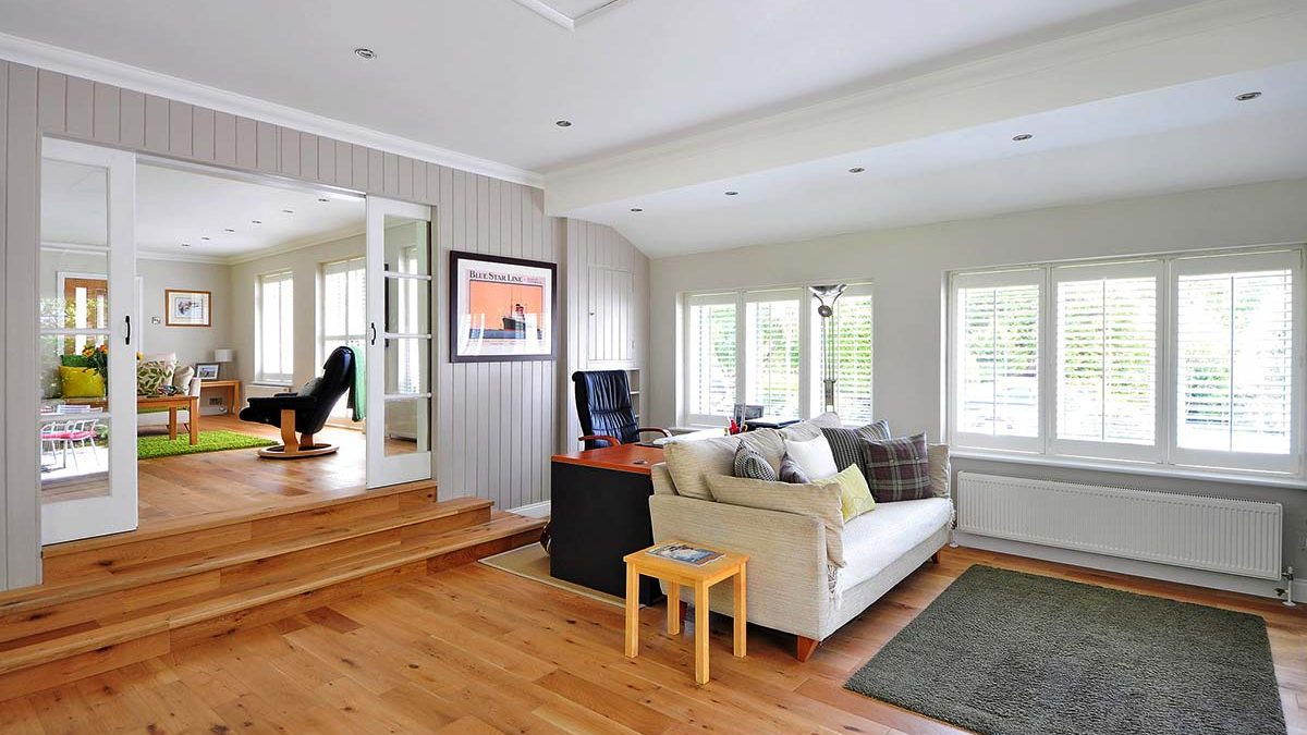 Improve Your Property with New Wooden Floors and Decking