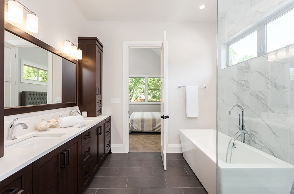 Tips for Remodelling a Small Bathroom at Home
