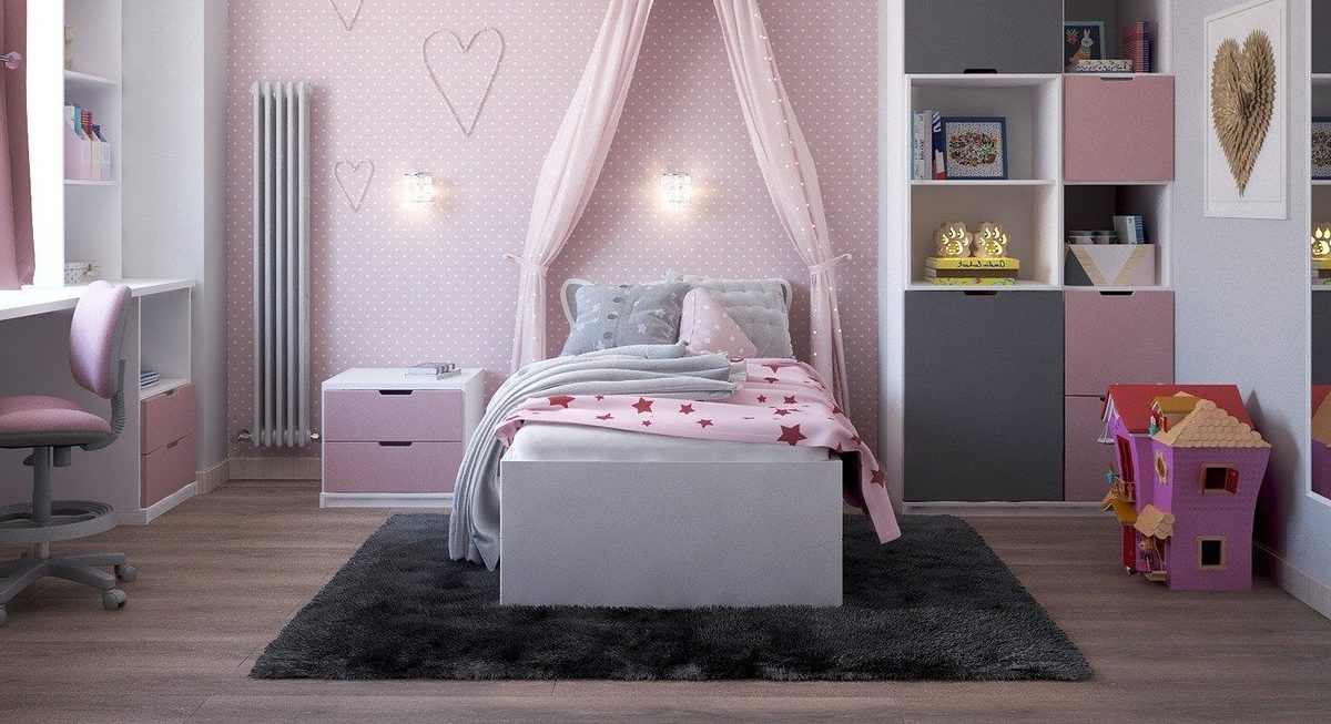 Different types of children bed furniture in the unique style in Singapore
