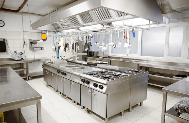 Different Ways To Enhance Safety in a Commercial Kitchen